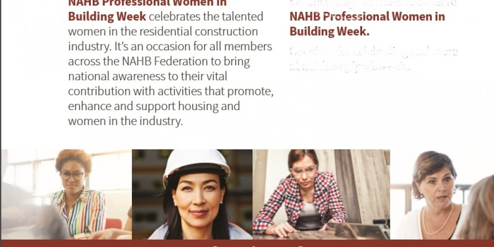Home Builders Assoc. of Howard Co. Celebrates all the Professional Women in the Building Industry