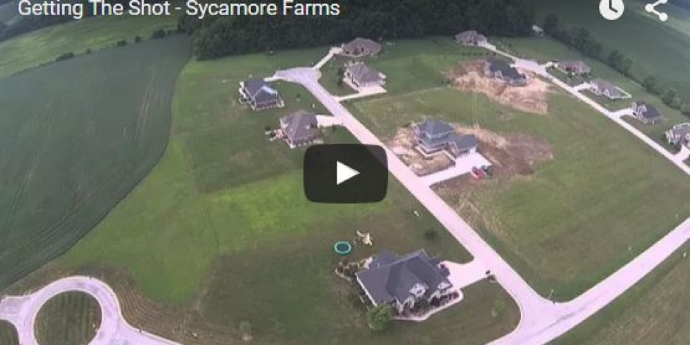 Getting The Shot – Sycamore Farms